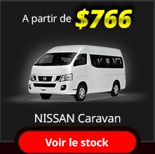 Best Price Used NISSAN CARAVAN VAN for Sale - Japanese Used