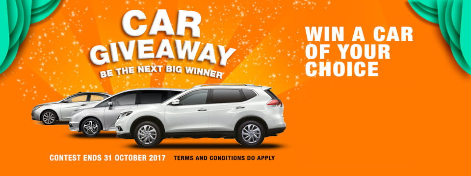 Car Giveaway 2017 >> Be Forward Free Car Giveaway