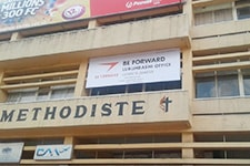 BE FORWARD Lunaz Business, Lubumbashi Office