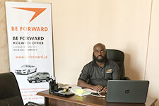 BE FORWARD Lunaz Business, Kolwezi Office
