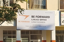BE FORWARD - Lunaz Business, Likasi Office
