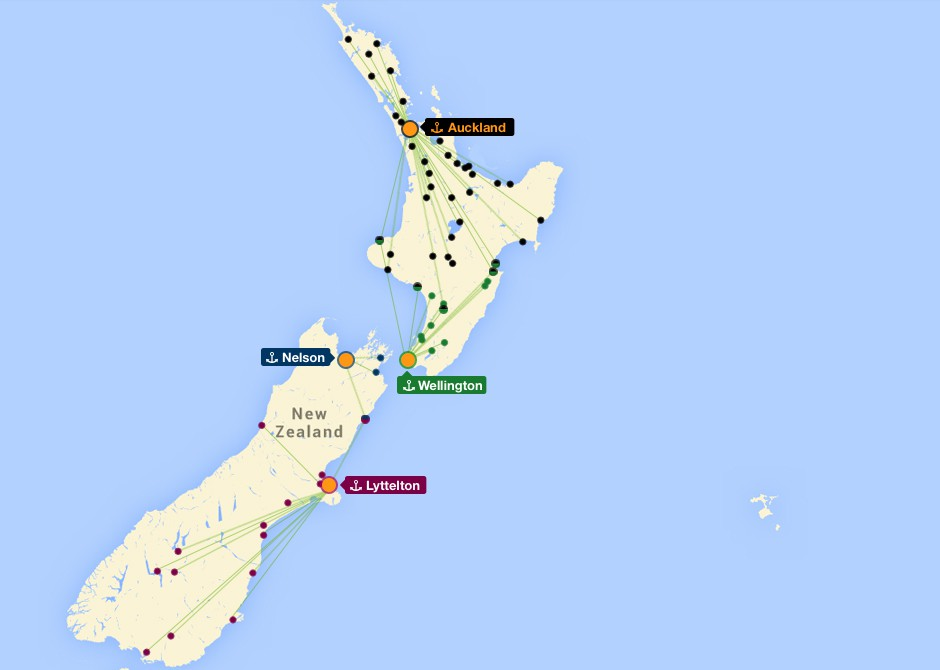 BE FORWARD New Zealand Top Selling Cars Import Tax Clearing - Best selling car in us map
