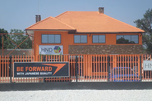 BE FORWARD ZAMBIA (Lusaka Office)