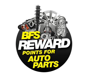 BFS Reward Points for parts