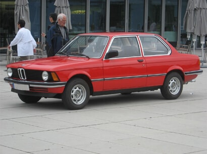 BMW 3 Series First Generation (1975-1981)