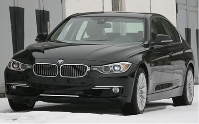 BMW 3 Series Sixth Generation (2012-present)