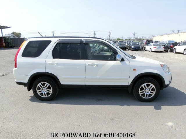 Used 2001 HONDA CR-V BF400168 for Sale Image 6