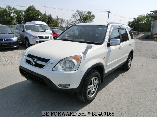 Used 2001 HONDA CR-V BF400168 for Sale