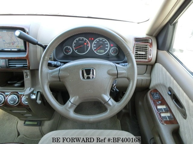Used 2001 HONDA CR-V BF400168 for Sale Image 24
