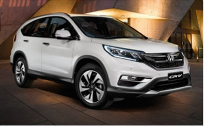 Honda CR-V Fourth Generation (2011 – present)