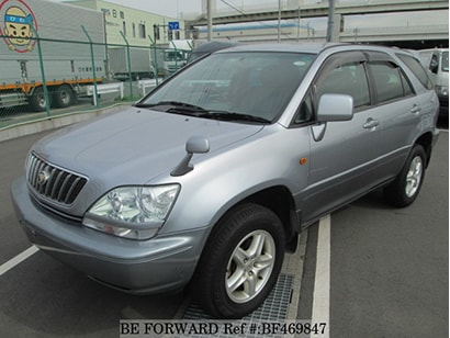TOYOTA HARRIER First Generation (1997 - 2003)
