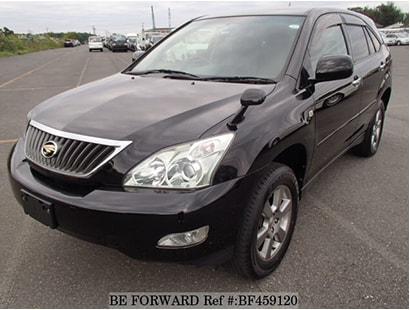 TOYOTA HARRIER Second Generation (2003 - 2013)