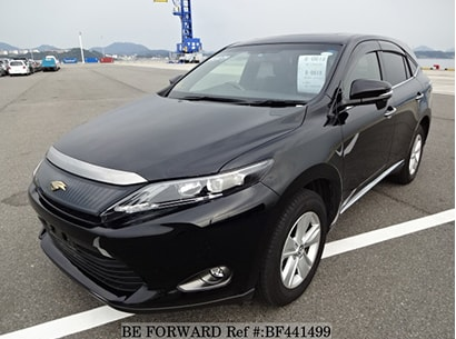 TOYOTA HARRIER Third Generation (2013 - present)