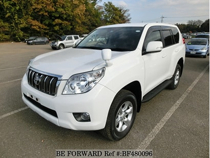 Used TOYOTA LAND CRUISER PRADO Models Comparison | BE FORWARD