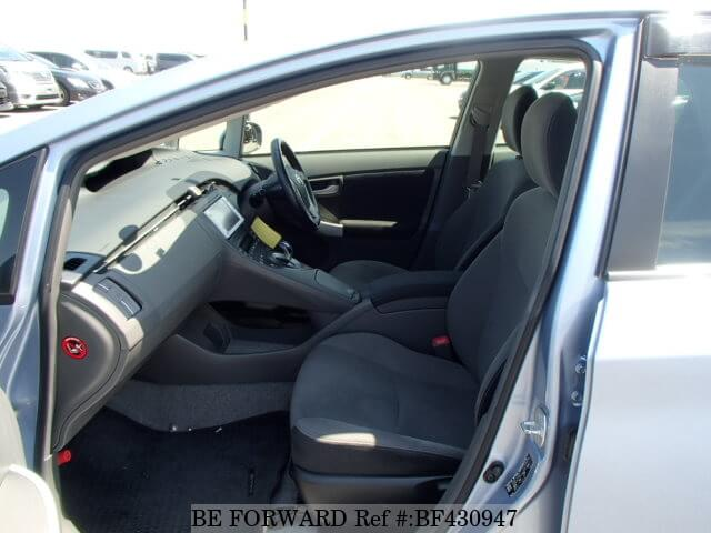 Used Toyota Prius Models Comparison Be Forward