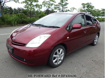 TOYOTA PRIUS Second Generation (2003 - 2009)
