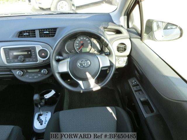 Used Toyota Vitz Models Comparison Be Forward