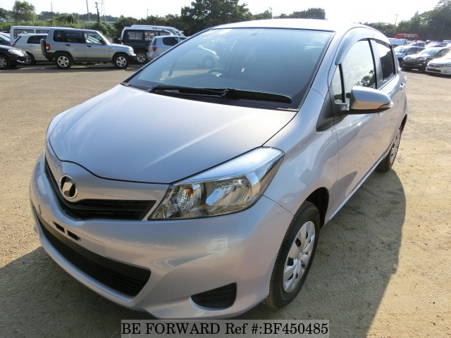 used toyota vitz models comparison