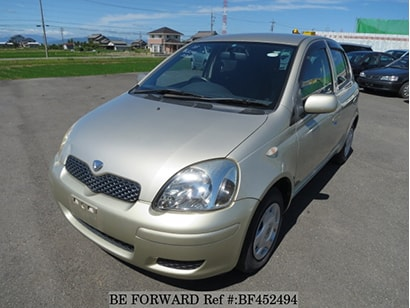 TOYOTA VITZ First Generation (1998 - 2005)