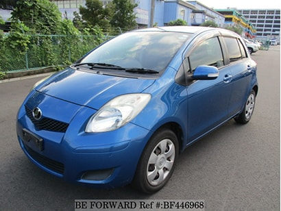 TOYOTA VITZ Second Generation (2005 - 2010)