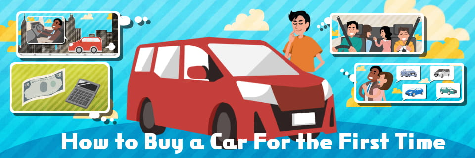 How to Buy a Used Car: The First-Time Buyers' Guide