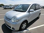 Used Family Cars and Company Vans TOYOTA SIENTA