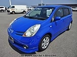Used Hatchback NISSAN NOTE
