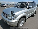 Used Off-Road TOYOTA LAND CRUISER PRADO