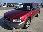 Used SUV SUBARU FORESTER