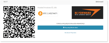 Payment QRCode