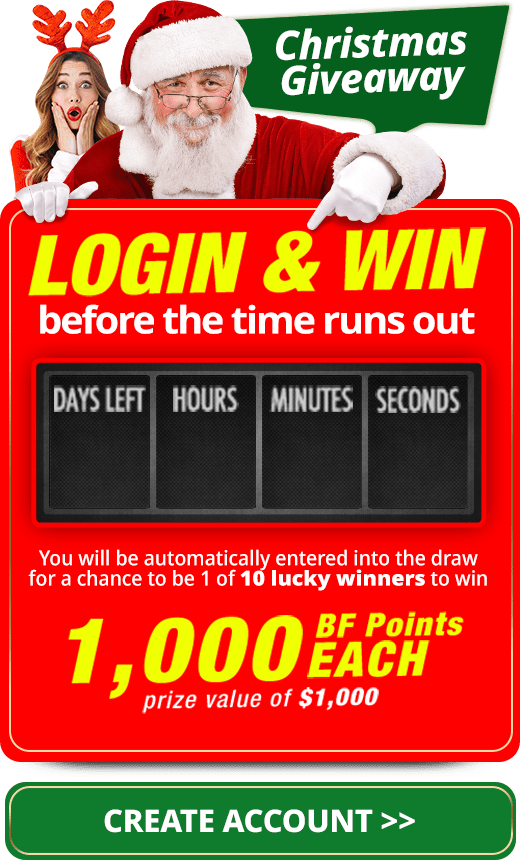 Christmas LOGIN & WIN