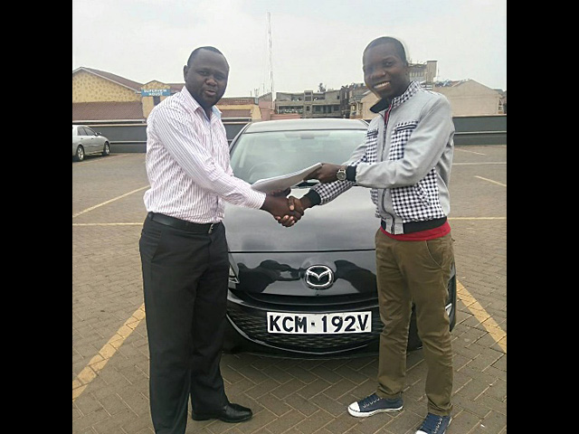 Our Customers From Kenya