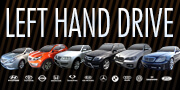 Left Hand Drive Cars