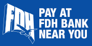 Pay at FDH Bank