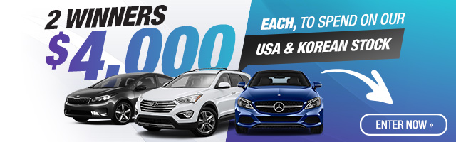 Win A $4000 Korean/ USA Car Round3