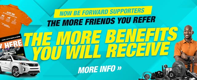 BE FORWARD SUPPORTERS